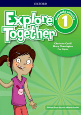 Explore Together 1 Teacher´s Book CZ