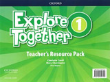 Explore Together 1 Teacher´s Resource Pack CZ