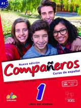 Companeros 1 - Alumno+Licencia Digital Nueva Edición