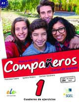 Companeros 1 - Cuaderno de Ejercicios+Licencia Digital Nueva Edición
