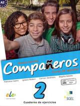 Companeros 2 - Alumno+Licencia Digital Nueva Edición