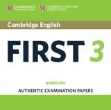 Cambridge English: First (FCE) 3 Audio CDs (2)