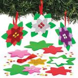 Sada k výrobì dekorace - vánoèní hvìzda (6ks) AR803