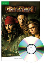 Pearson English Readers 3 Pirates of the Caribbean 2: Dead Man´s Chest + MP3 Audio CD