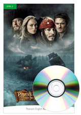 Pearson English Readers 3 Pirates of the Caribbean at World´s End + MP3 Audio CD