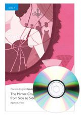 Pearson English Readers 4 The Mirror Cracked from Side to Side + MP3 Audio CD