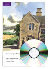 Pearson English Readers 5 Mayor of Casterbridge + MP3 Audio CD
