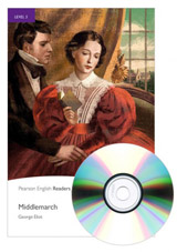 Pearson English Readers 5 Middlemarch + MP3 Audio CD