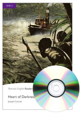 Pearson English Readers 5 Heart of Darkness + MP3 Audio CD