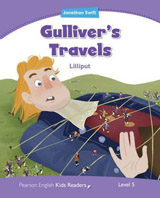 Pearson English Kids Readers 5 Gulliver´s Travels