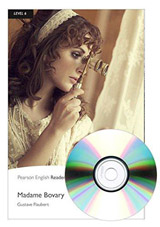 Pearson English Readers 6 Madame Bovary + MP3 Audio CD