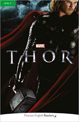 Pearson English Readers 3 Marvel´s Thor