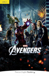 Pearson English Readers 2 Marvel´s The Avengers + MP3 Pack