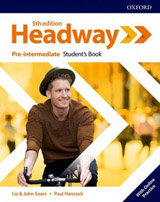 New Headway Fifth Edition Pre-Intermediate Student´s Book with Student Resource Centre Pack