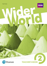 Wider World 2 Teacher´s Book with DVD-ROM Pack