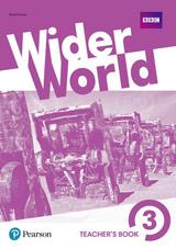 Wider World 3 Teacher´s Book with DVD-ROM Pack