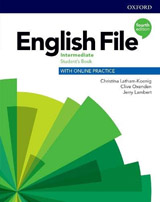 English File Fourth Edition Intermediate Student´s Book with Student Resource Centre Pack