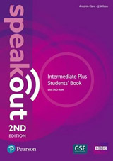 Speakout 2nd Edition Intermediate PLUS Coursebook with DVD-ROM