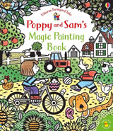 Poppy and Sam´s magic painting book