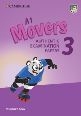 A1 Movers 3 Authentic Examination Papers Student´s Book