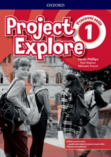 Project Explore 1 Workbook CZ