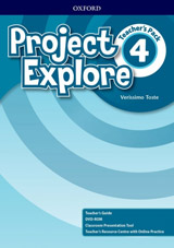 Project Explore 4 Teacher´s Pack
