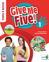 Give Me Five! Level 1 Pupil´s Book Pack