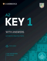 A2 Key (KET) (2020 Exam) 1 Student´s Book Pack (Student´s Book with Answers & Audio Download)