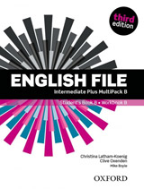 English File Intermediate Plus (3rd Edition) Multipack B