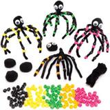 Sada k výrobì pavoukù - korálky (4ks)