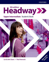 New Headway Fifth Edition Upper Intermediate Student´s Book with Online Practice