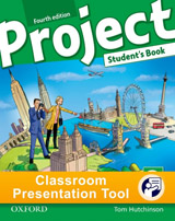Project Fourth Edition 3 Classroom Presentation Tool Student´s eBook