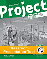 Project Fourth Edition 3 Classroom Presentation Tool eWorkbook