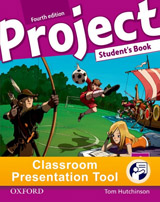 Project Fourth Edition 4 Classroom Presentation Tool Student´s eBook