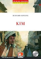HELBLING READERS Red Series Level 3 Kim (Rudyard Kipling)