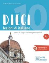 Dieci A1 Libro + DVD