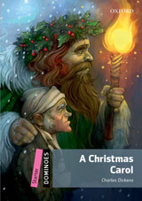 Dominoes Starter  Second Edition - A Christmas Carol with Audio Mp3 Pack