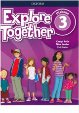 Explore Together 3 Student´s Book CZ
