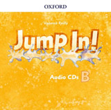 Jump In! B Class Audio CD