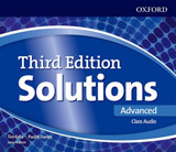 Maturita Solutions 3rd Edition Advanced Class Audio CDs /4/