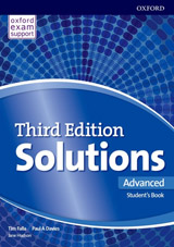 Maturita Solutions 3rd Edition Advanced Student´s Book International Edition