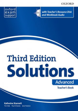 Maturita Solutions 3rd Edition Advanced Teacher´s Pack