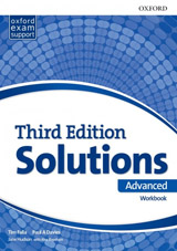 Maturita Solutions 3rd Edition Advanced Workbook International Edition
