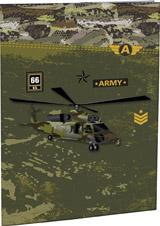 Desky na abecedu Army