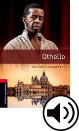 New Oxford Bookworms Library 3 Othello with Audio Mp3 Pack