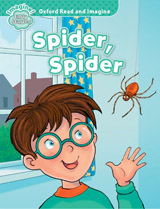 Oxford Read and Imagine Early Starter Spider, Spider