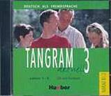 Tangram aktuell 3. Lektion 5-8 Audio-CD zum Kursbuch