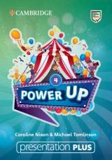 Power Up 4 Presentation Plus