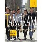 Tangram 1A Kursbuch und Arbeitsbuch