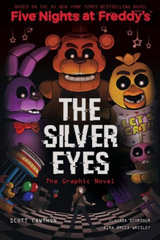 The Silver Eyes Graphic Novel